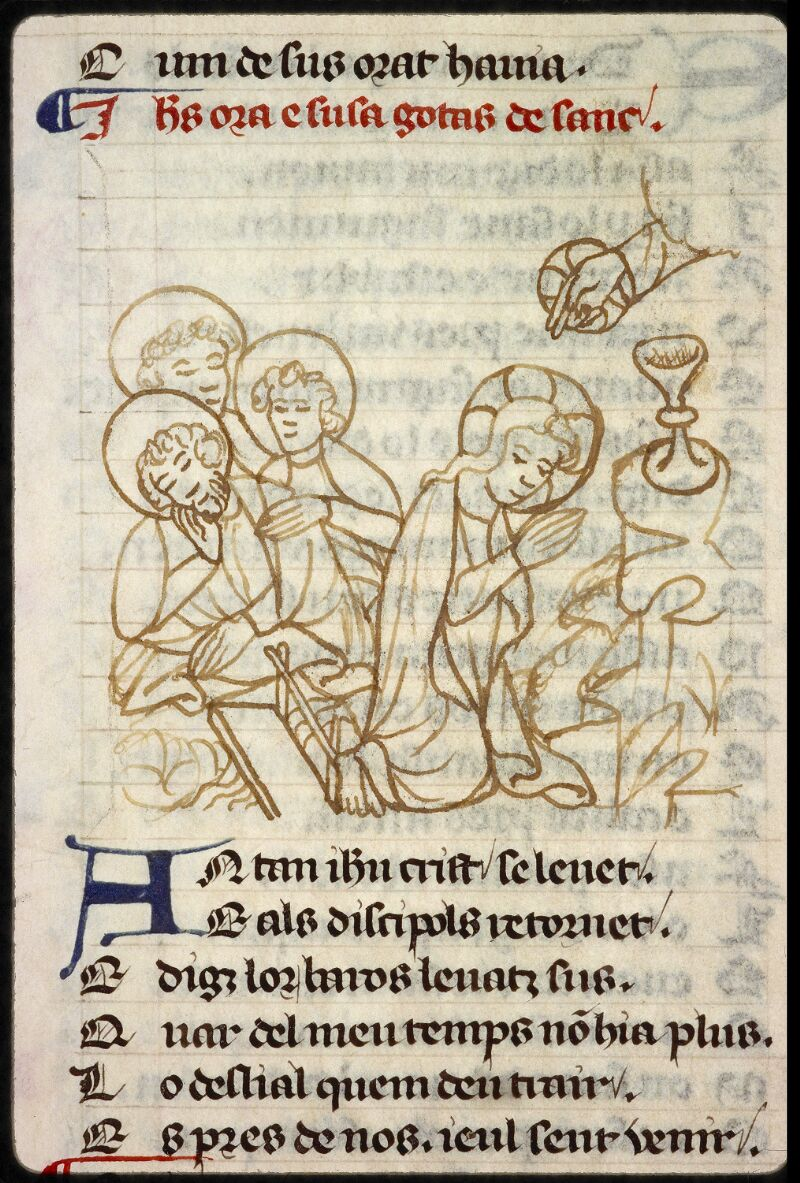 Lyon, Bibl. mun., ms. 1351, f. 150v