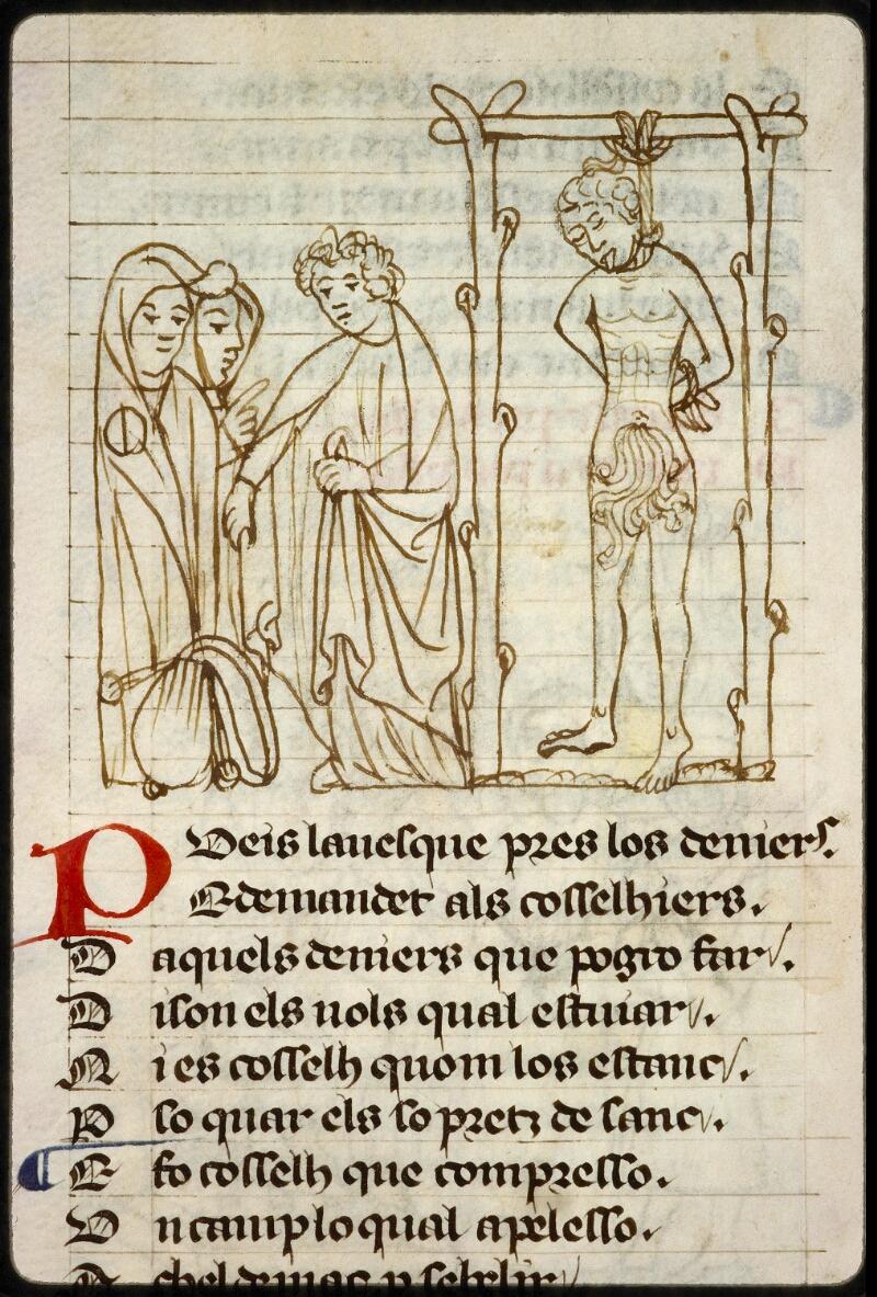 Lyon, Bibl. mun., ms. 1351, f. 152v