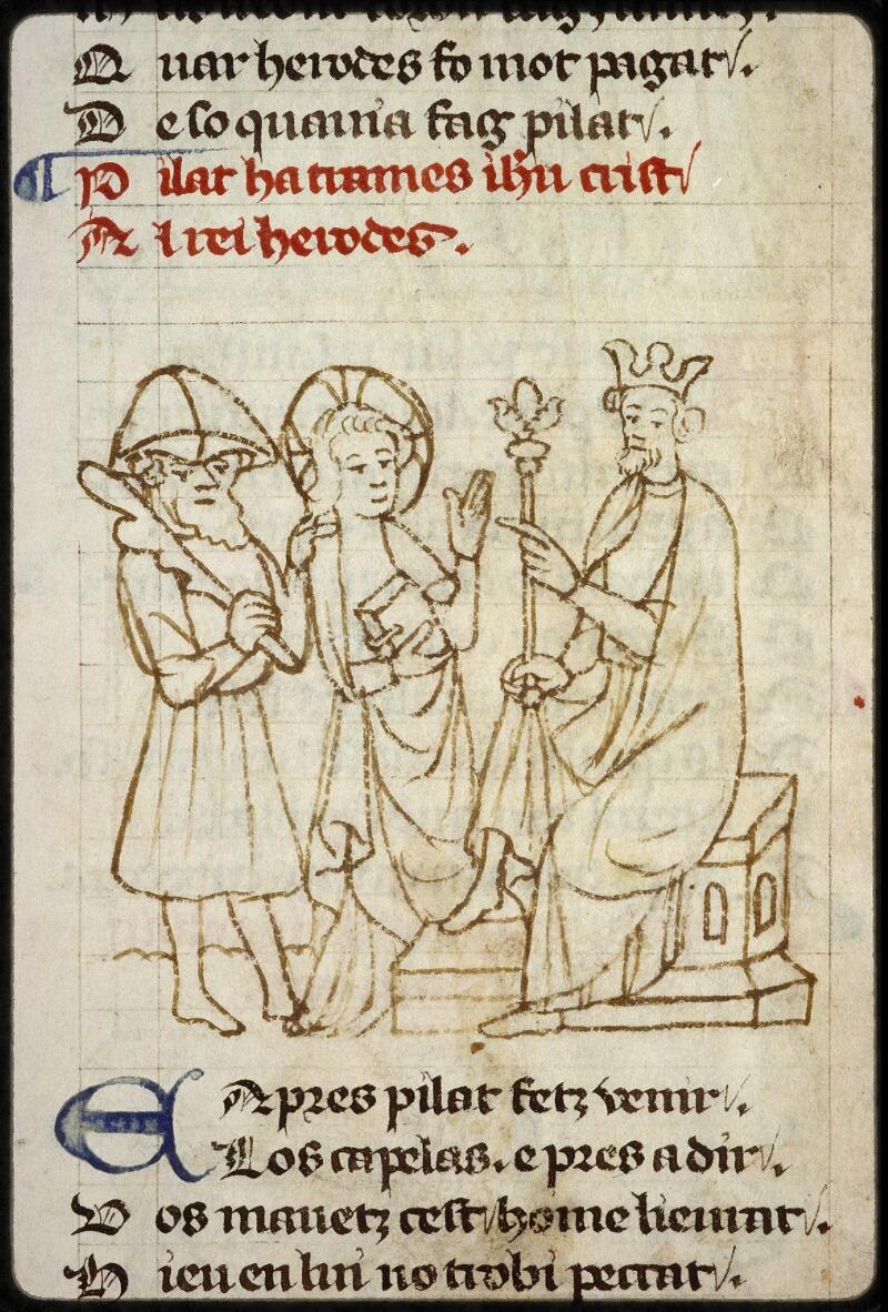 Lyon, Bibl. mun., ms. 1351, f. 153