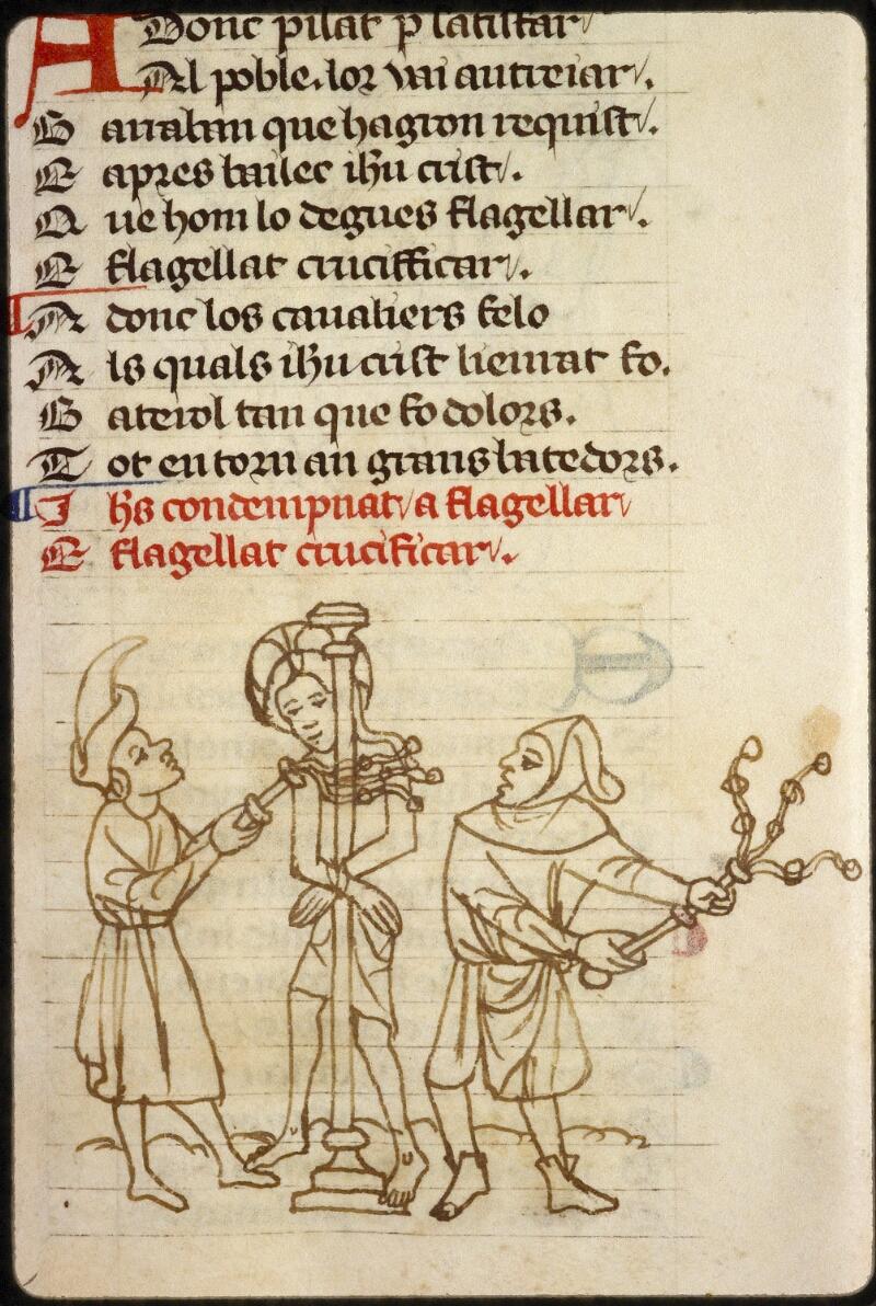 Lyon, Bibl. mun., ms. 1351, f. 153v - vue 2