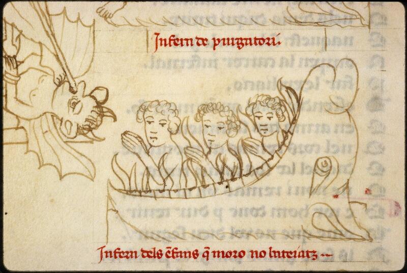 Lyon, Bibl. mun., ms. 1351, f. 163v - vue 2