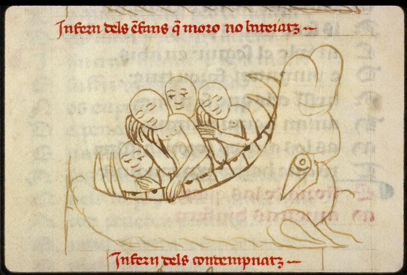 Lyon, Bibl. mun., ms. 1351, f. 163v - vue 3