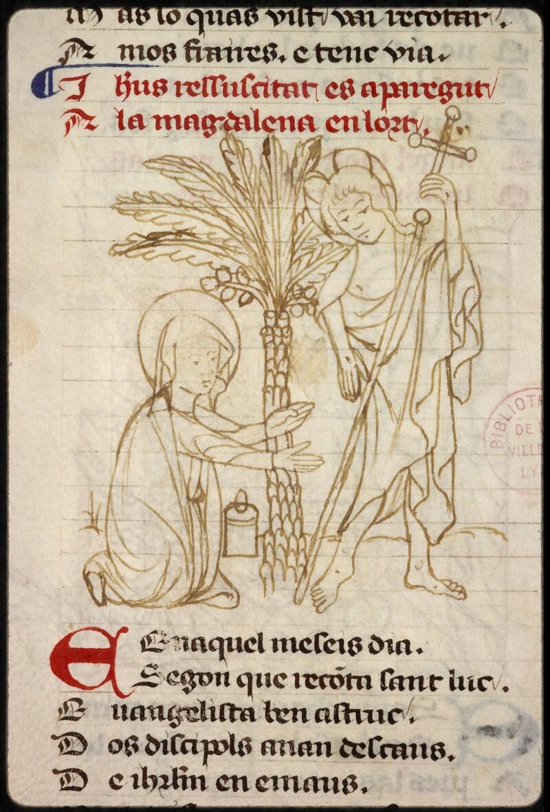 Lyon, Bibl. mun., ms. 1351, f. 164v