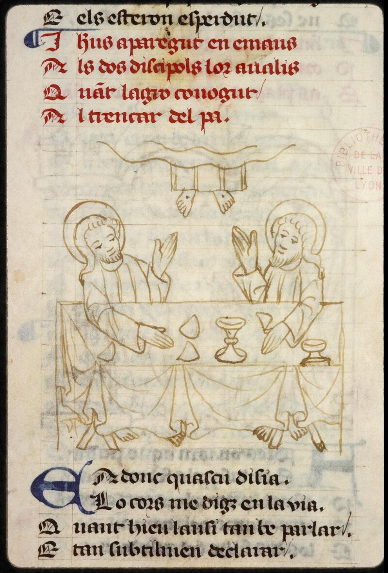 Lyon, Bibl. mun., ms. 1351, f. 165