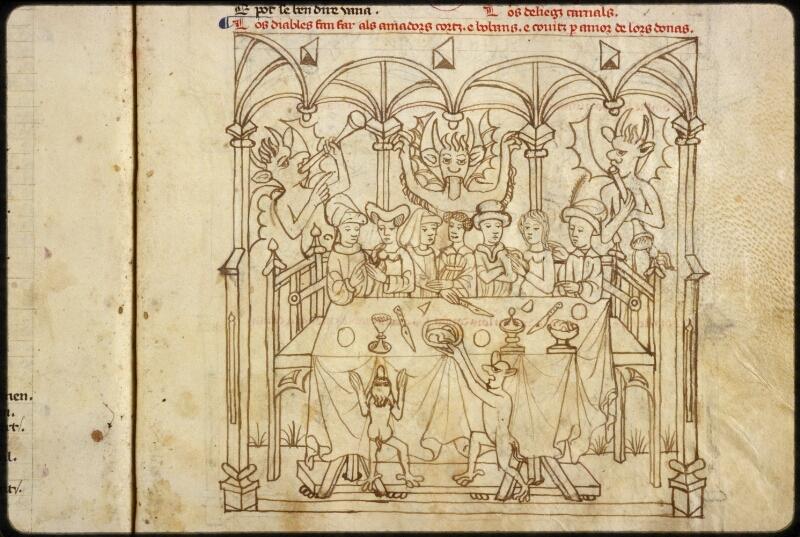 Lyon, Bibl. mun., ms. 1351, f. 182 - vue 2