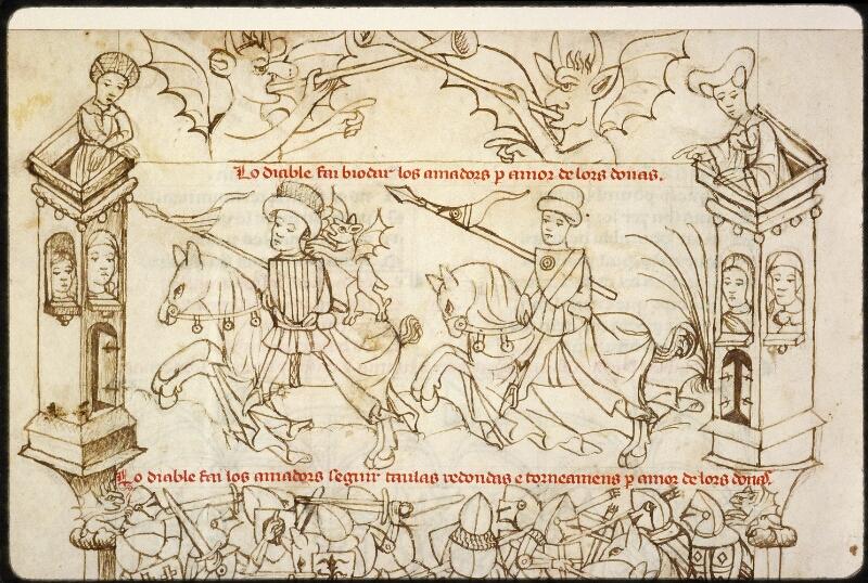 Lyon, Bibl. mun., ms. 1351, f. 182v - vue 2