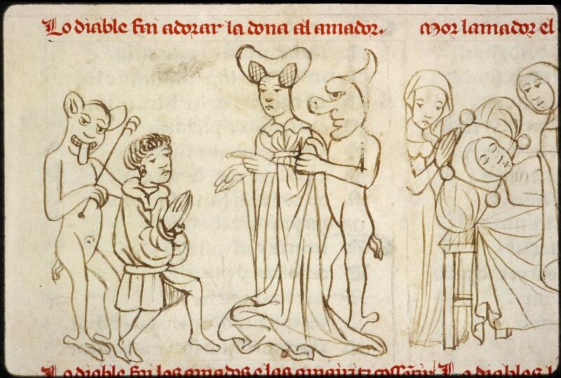 Lyon, Bibl. mun., ms. 1351, f. 183 - vue 1