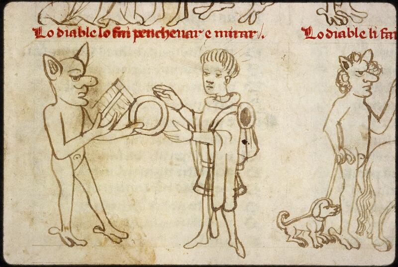 Lyon, Bibl. mun., ms. 1351, f. 183 - vue 3