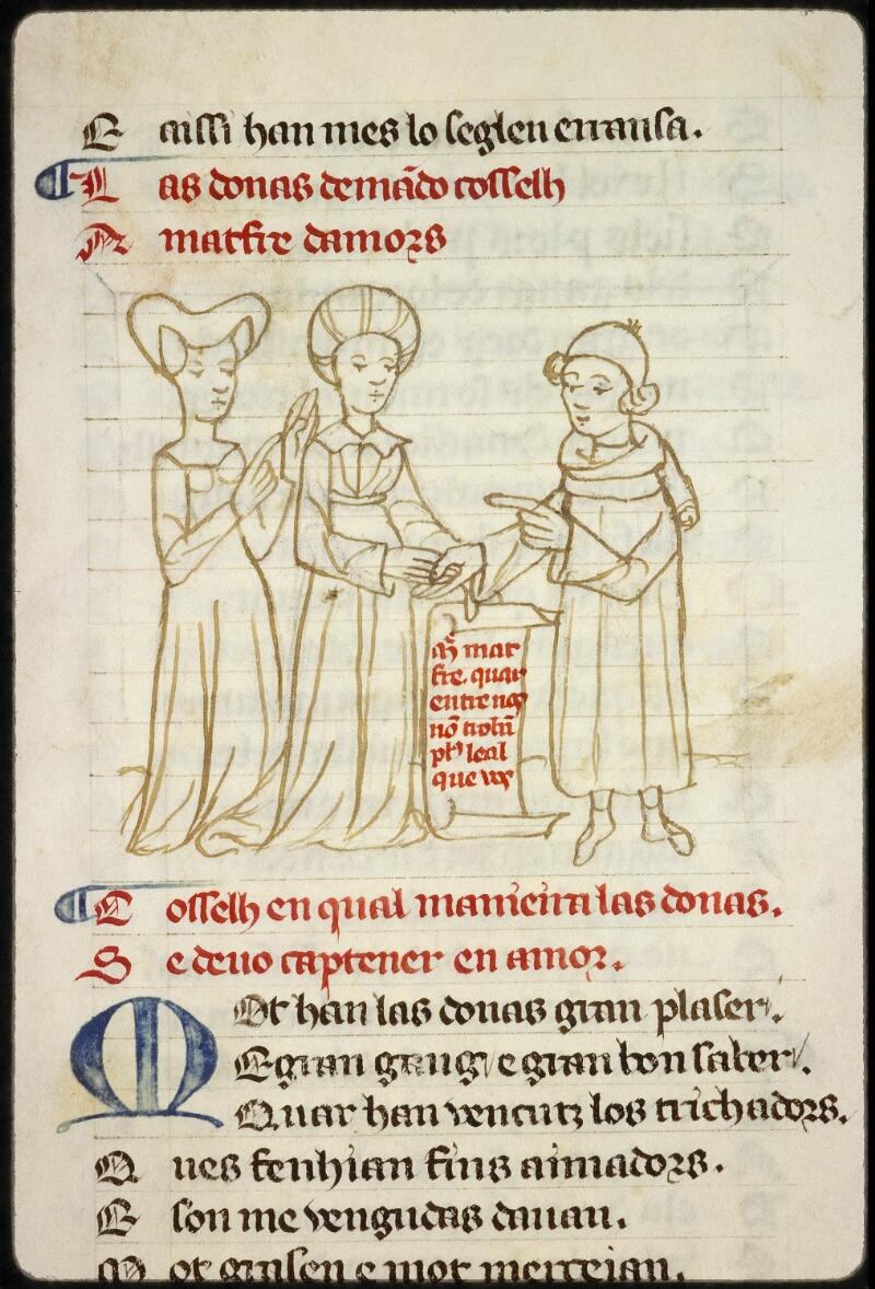 Lyon, Bibl. mun., ms. 1351, f. 200v