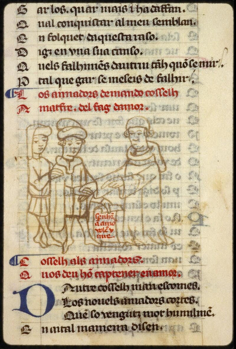 Lyon, Bibl. mun., ms. 1351, f. 205v