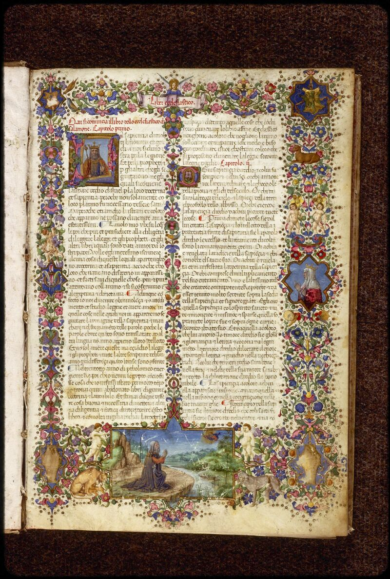 Lyon, Bibl. mun., ms. 1367, f. 001 - vue 02