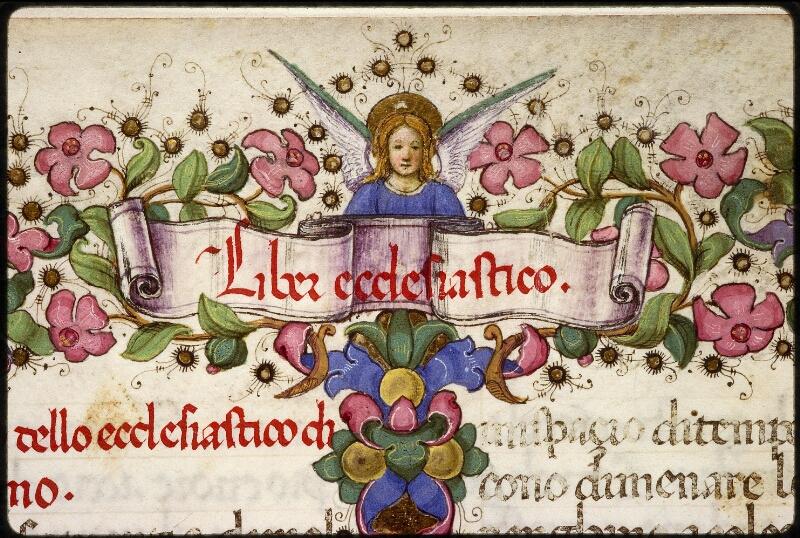 Lyon, Bibl. mun., ms. 1367, f. 001 - vue 04