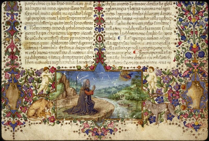 Lyon, Bibl. mun., ms. 1367, f. 001 - vue 08