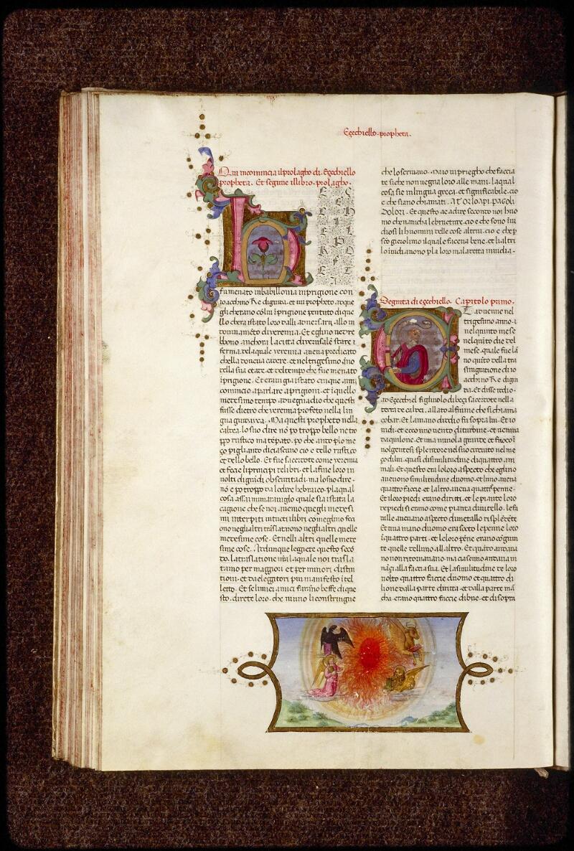 Lyon, Bibl. mun., ms. 1367, f. 122v - vue 1