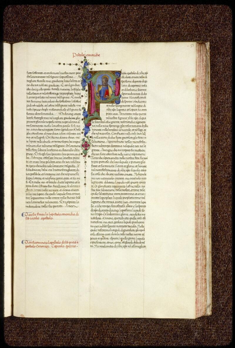 Lyon, Bibl. mun., ms. 1368, f. 053 - vue 1
