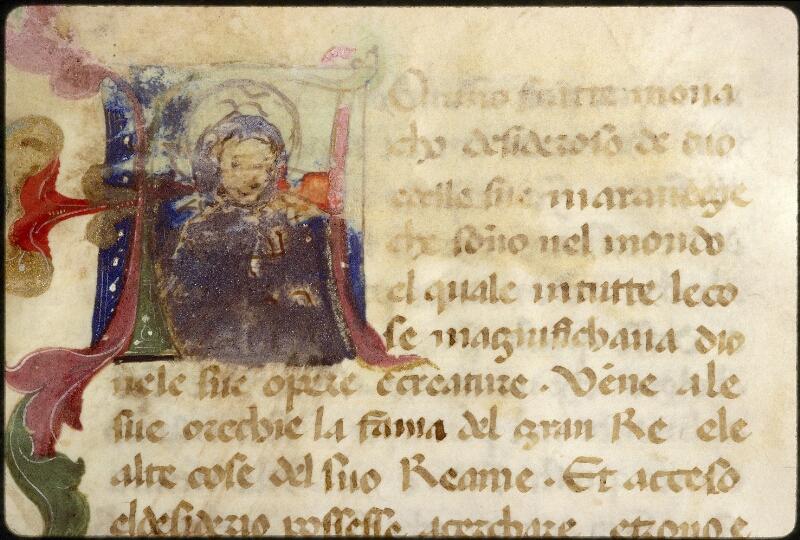 Lyon, Bibl. mun., ms. 1371, f. 001 - vue 3