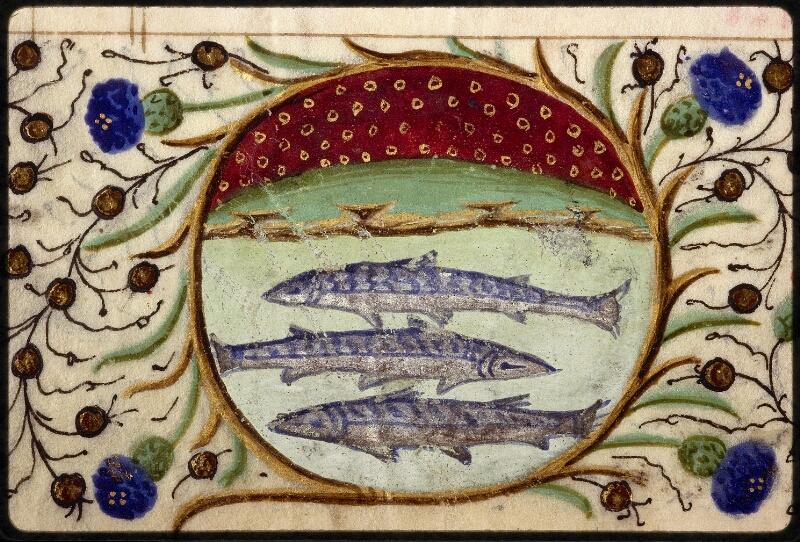 Lyon, Bibl. mun., ms. 1390, f. 002v - vue 2