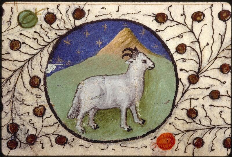 Lyon, Bibl. mun., ms. 1390, f. 003 - vue 2