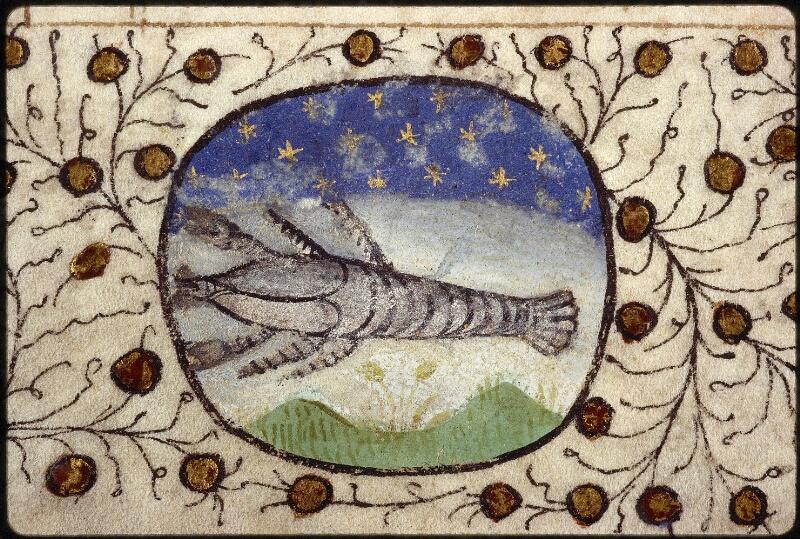 Lyon, Bibl. mun., ms. 1390, f. 004v - vue 3