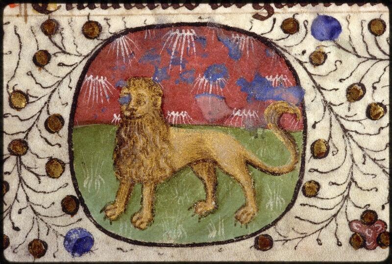 Lyon, Bibl. mun., ms. 1390, f. 005 - vue 2