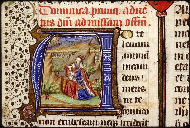 Lyon, Bibl. mun., ms. 1390, f. 008 - vue 2