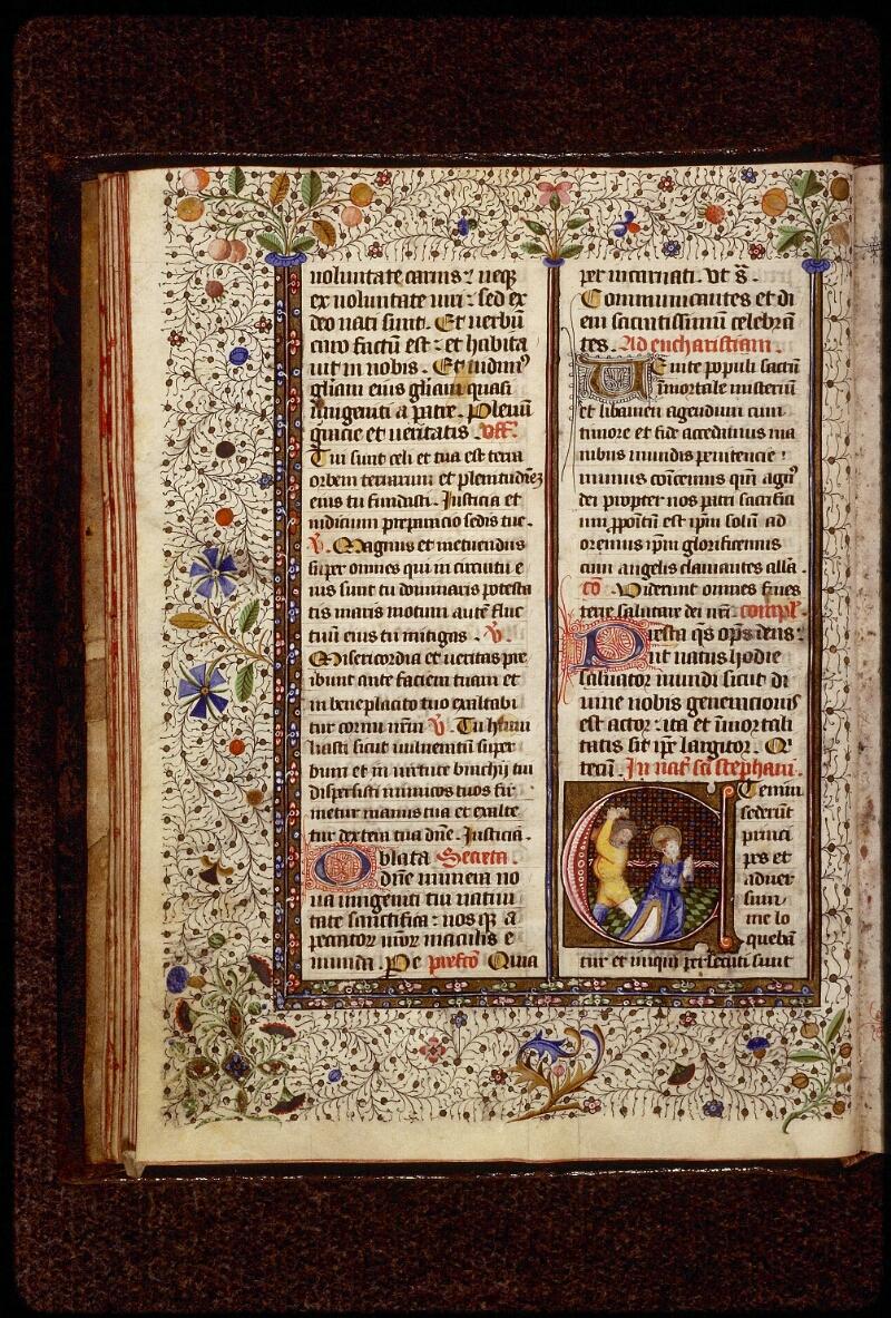 Lyon, Bibl. mun., ms. 1390, f. 021v - vue 1
