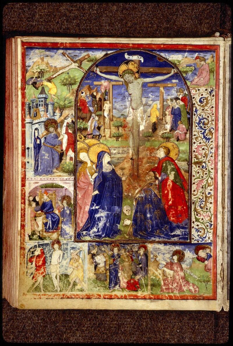 Lyon, Bibl. mun., ms. 1390, f. 147v - vue 01