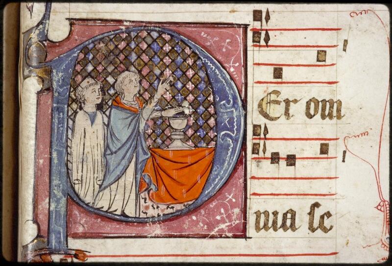 Lyon, Bibl. mun., ms. 1394, f. 180 - vue 2