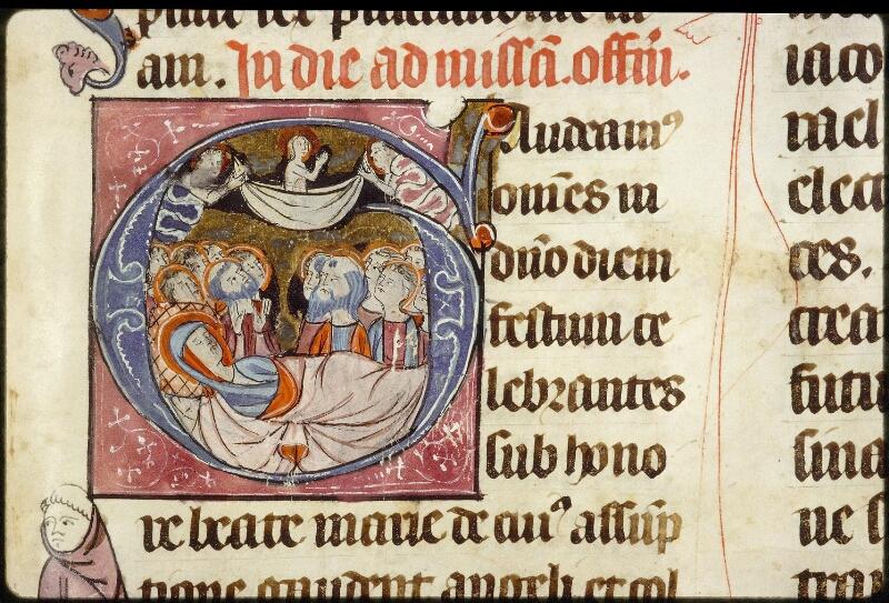 Lyon, Bibl. mun., ms. 1394, f. 310 - vue 2
