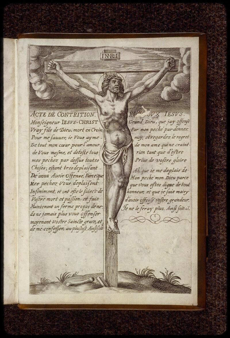 Lyon, Bibl. mun., ms. 1402, contre plat inf.
