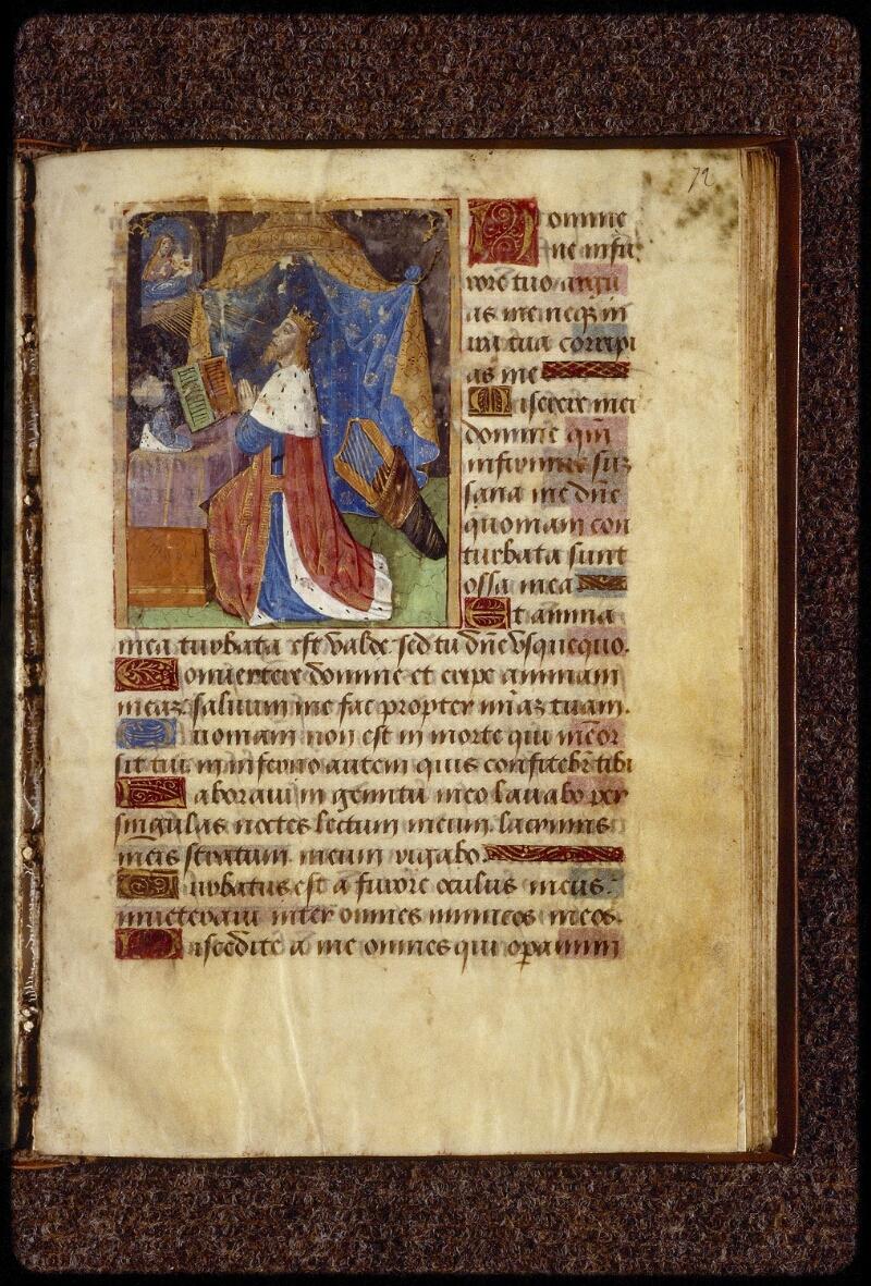 Lyon, Bibl. mun., ms. 1402, f. 072 - vue 1