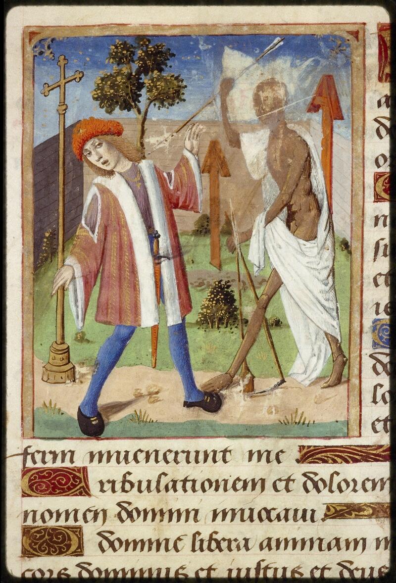 Lyon, Bibl. mun., ms. 1402, f. 082 - vue 2