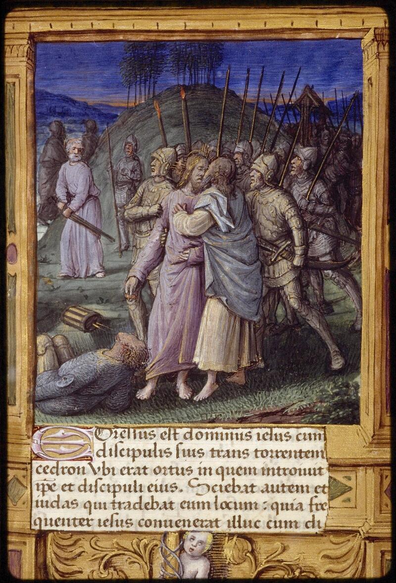 Lyon, Bibl. mun., ms. 1558, f. 012 - vue 2