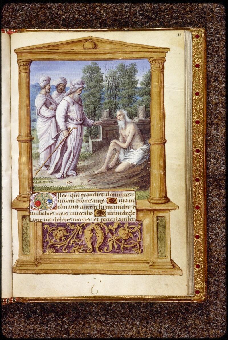 Lyon, Bibl. mun., ms. 1558, f. 063 - vue 1