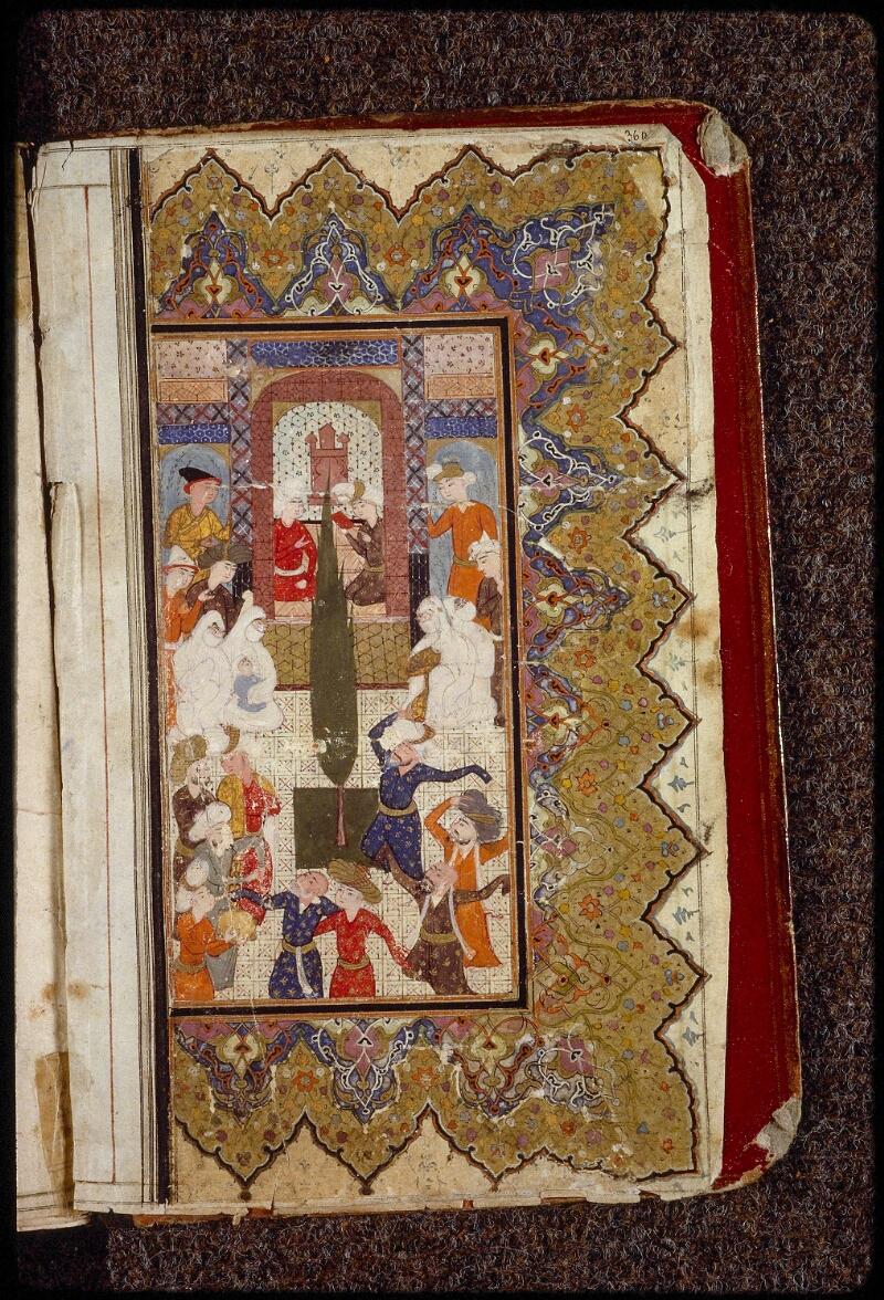Lyon, Bibl. mun., ms. 1693, f. 001v - vue 2