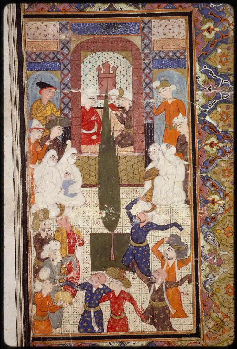 Lyon, Bibl. mun., ms. 1693, f. 001v - vue 3