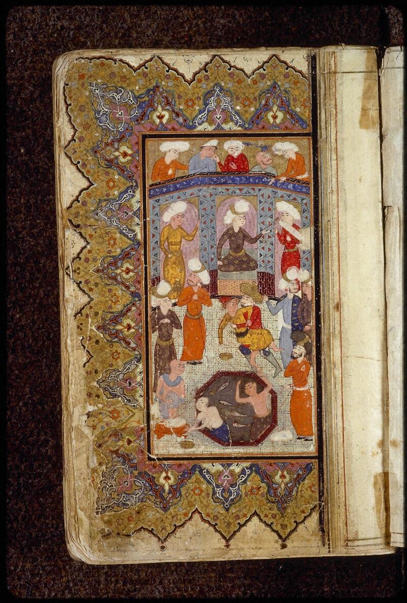 Lyon, Bibl. mun., ms. 1693, f. 002 - vue 1