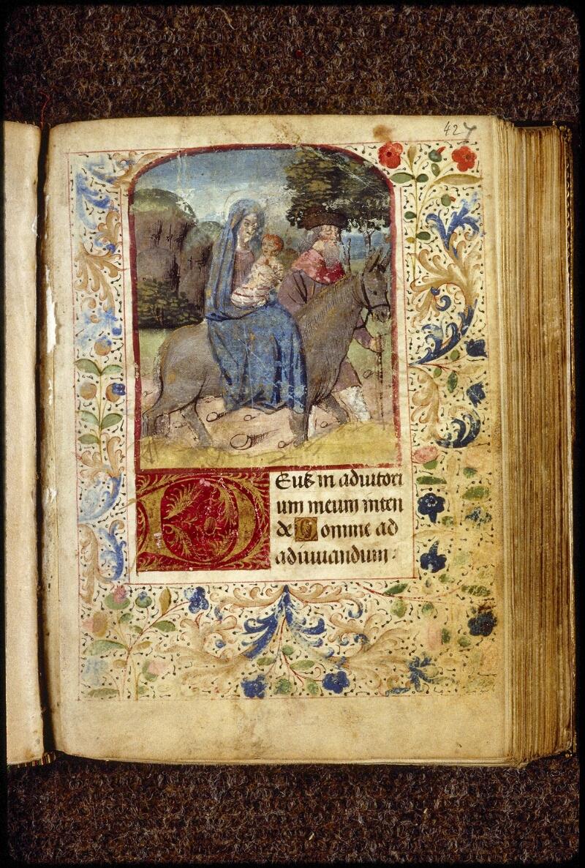 Lyon, Bibl. mun., ms. 1790, f. 042 - vue 1