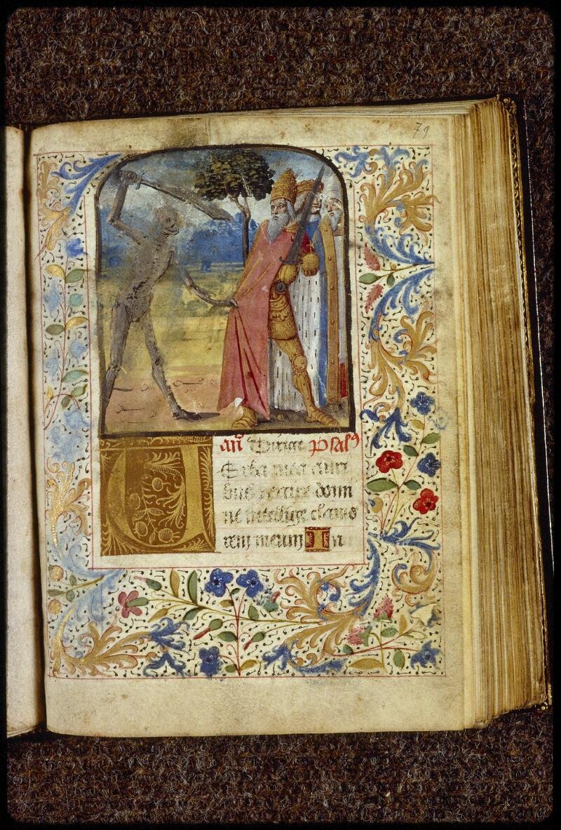 Lyon, Bibl. mun., ms. 1790, f. 079 - vue 1