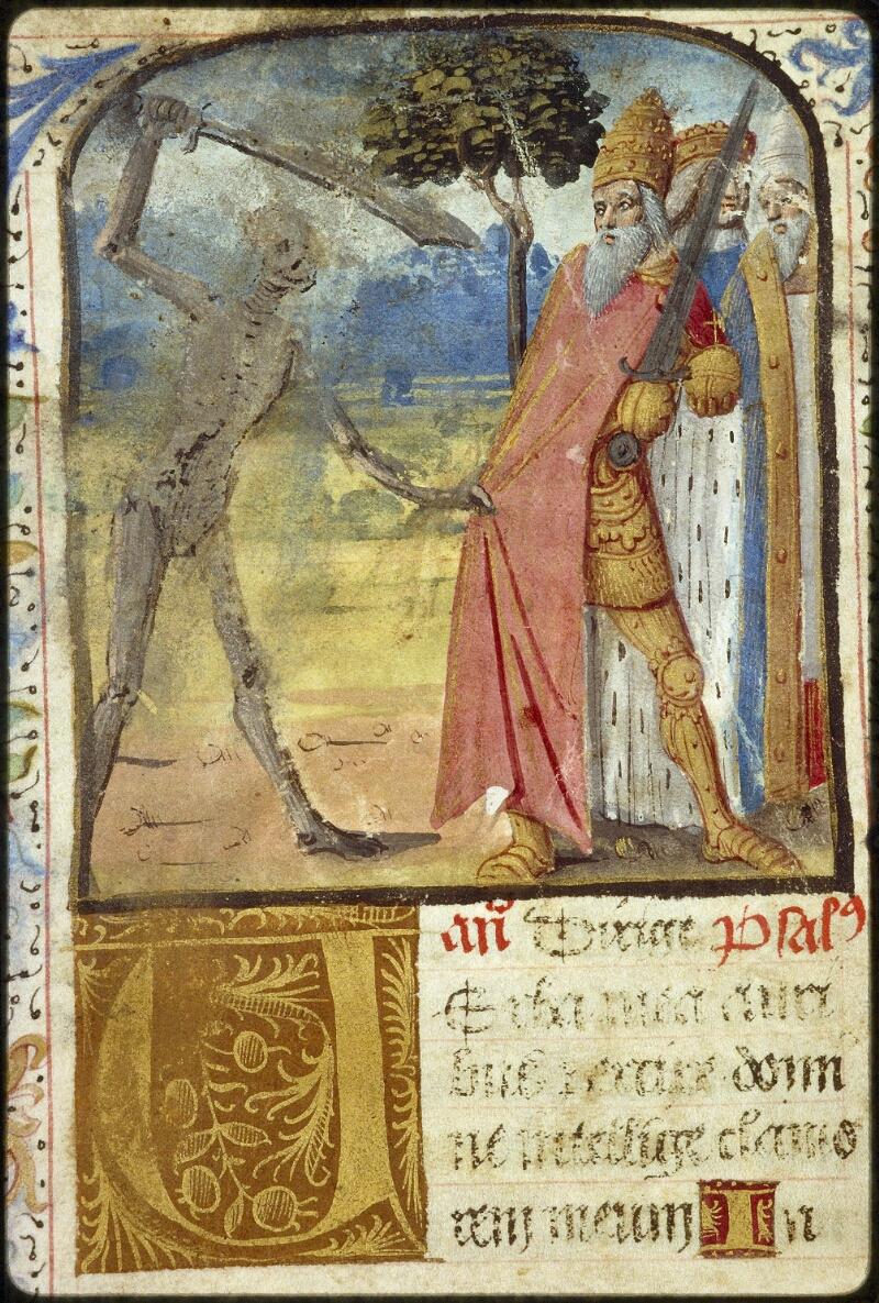 Lyon, Bibl. mun., ms. 1790, f. 079 - vue 2