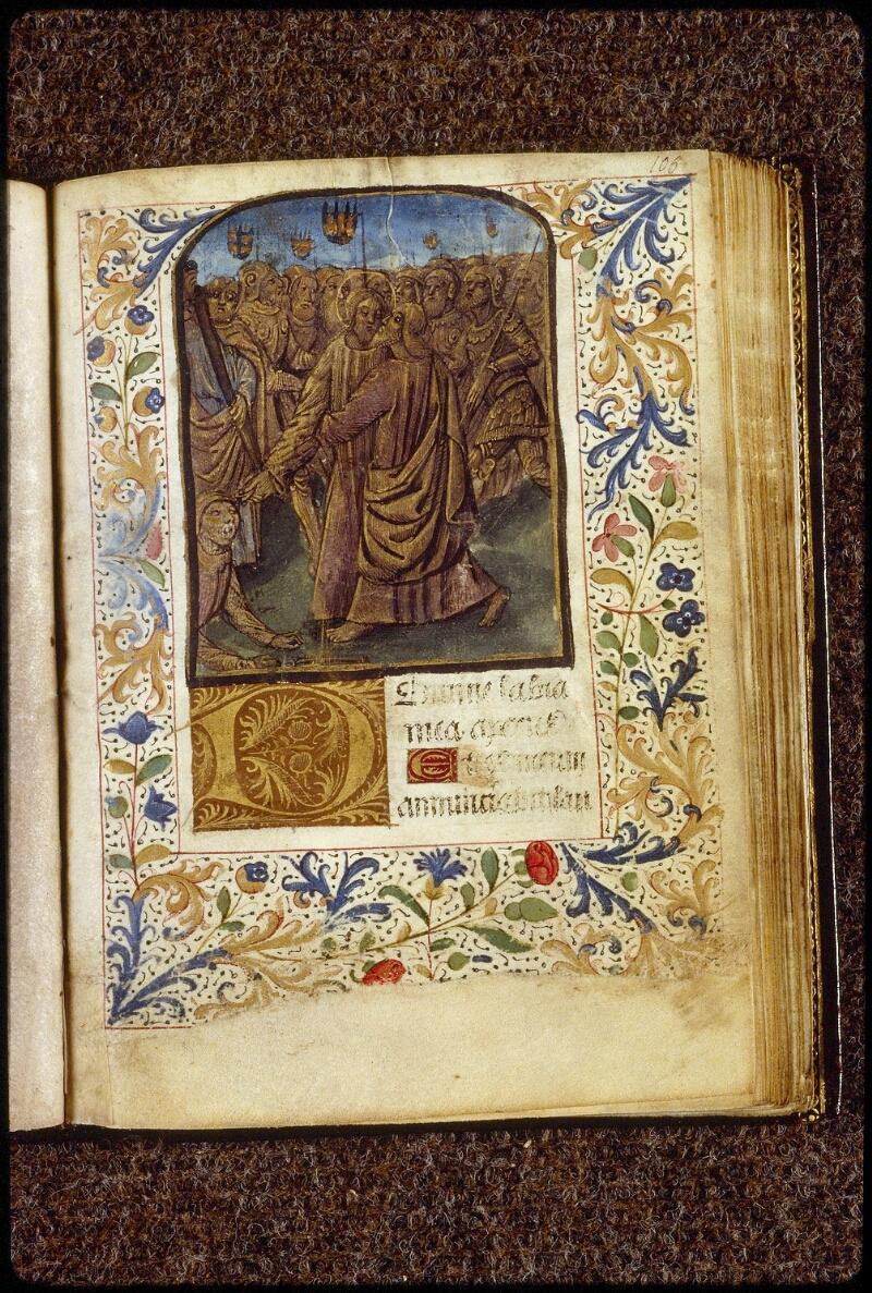 Lyon, Bibl. mun., ms. 1790, f. 106 - vue 1