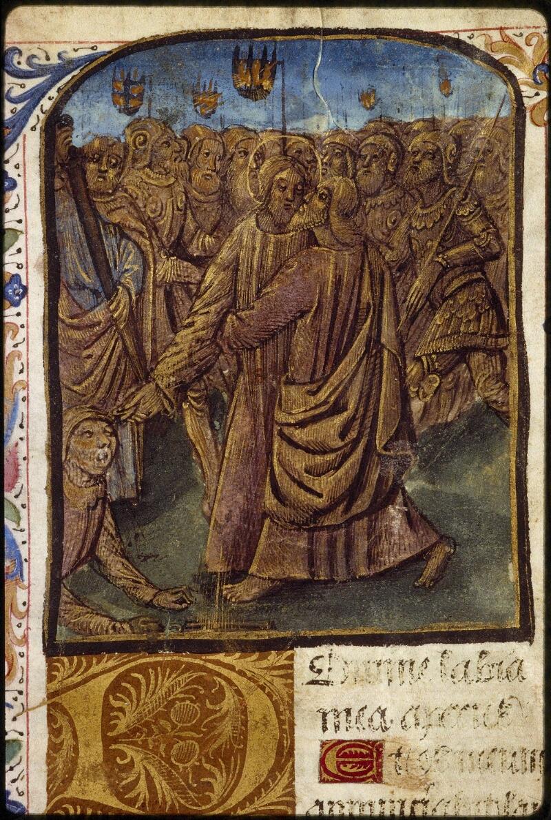 Lyon, Bibl. mun., ms. 1790, f. 106 - vue 2