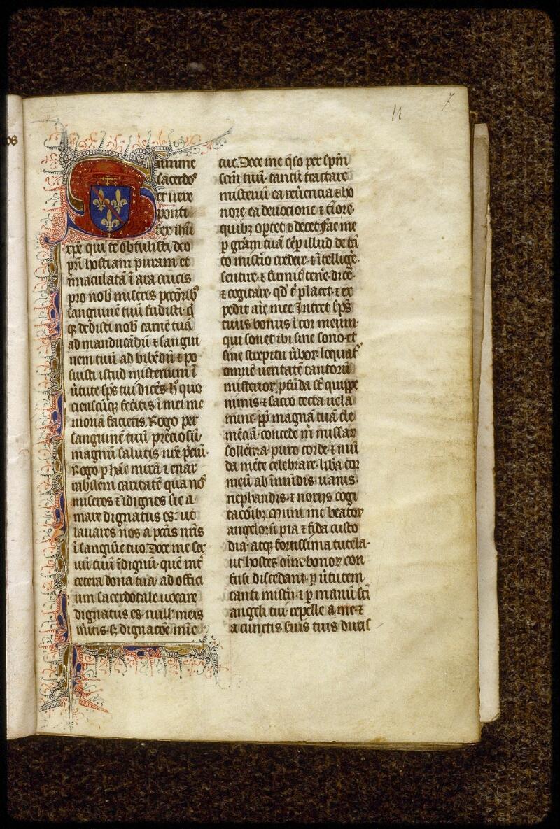 Lyon, Bibl. mun., ms. 2335, f. 007 - vue 2