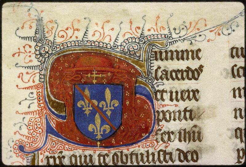 Lyon, Bibl. mun., ms. 2335, f. 007 - vue 3
