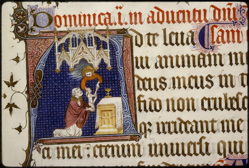 Lyon, Bibl. mun., ms. 5122, f. 004 - vue 3