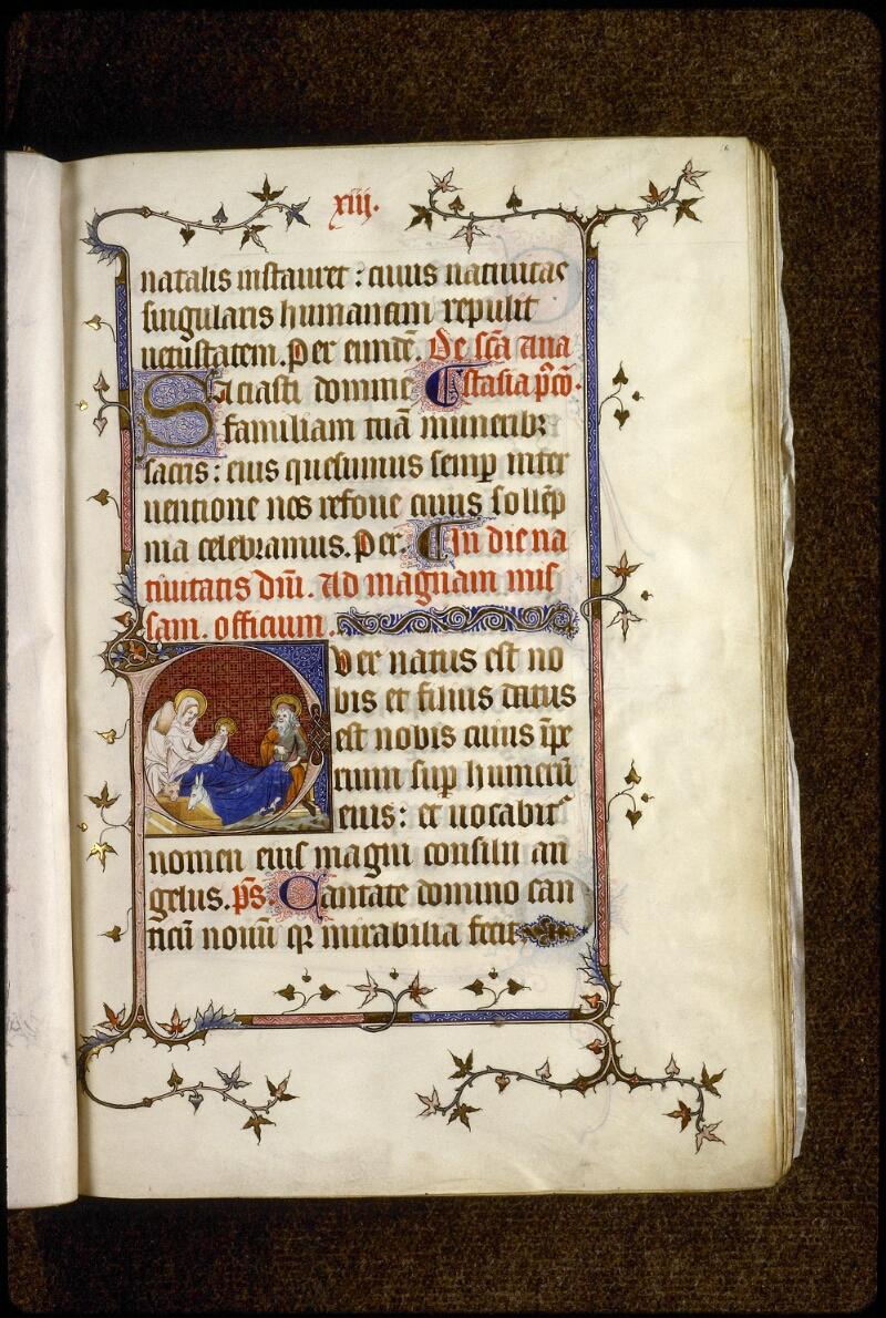 Lyon, Bibl. mun., ms. 5122, f. 016 - vue 1
