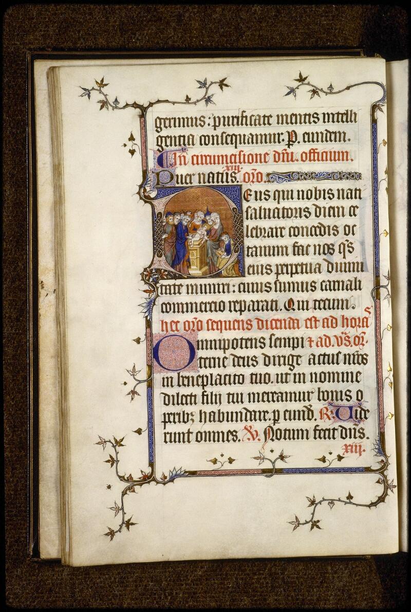 Lyon, Bibl. mun., ms. 5122, f. 018v - vue 1