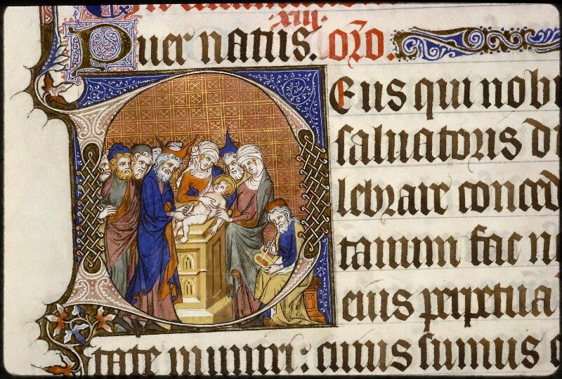 Lyon, Bibl. mun., ms. 5122, f. 018v - vue 2