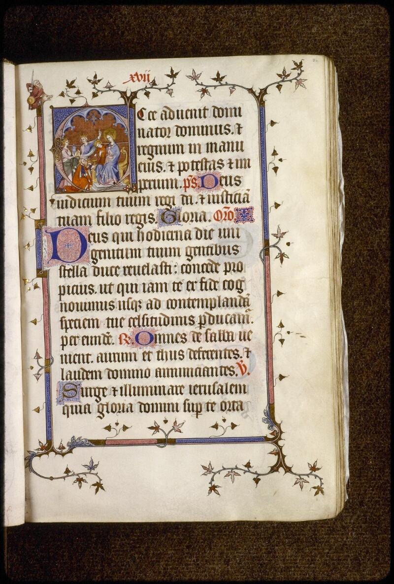 Lyon, Bibl. mun., ms. 5122, f. 020 - vue 1
