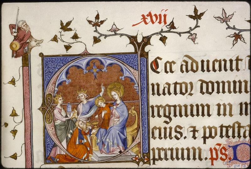 Lyon, Bibl. mun., ms. 5122, f. 020 - vue 2